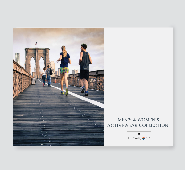 cover photo for ready styles activewear catalog