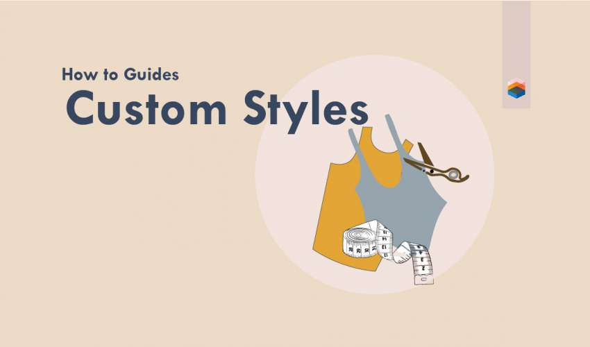 how to order from custom styles package banner