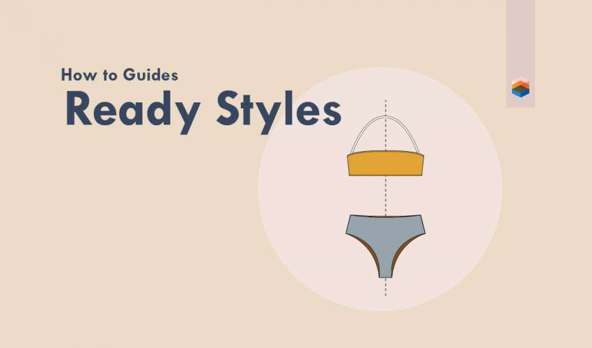 how to order from ready styles banner